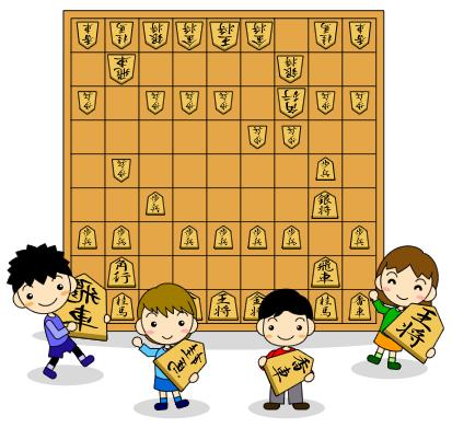 『将棋体験会』のご案内